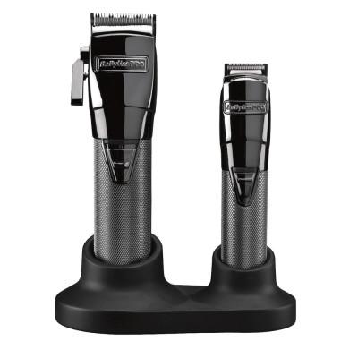 Набір професійних машинок для стрижки BaByliss PRO GunSteelFX FX8705E 4RTISTS