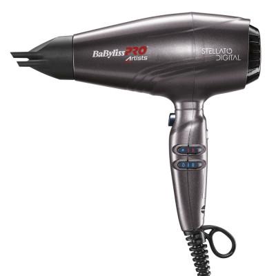Професійний фен для волосся BaByliss PRO STELLATO DIGITAL BAB7500IE 4RTISTS