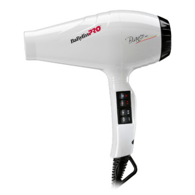 Фен BaByliss PRO BAB6350IE Bianco Ionic