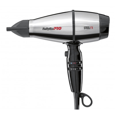 Фен BaByliss PRO BAB8000IE STEELFX BARBER SPIRIT 4ARTISTS