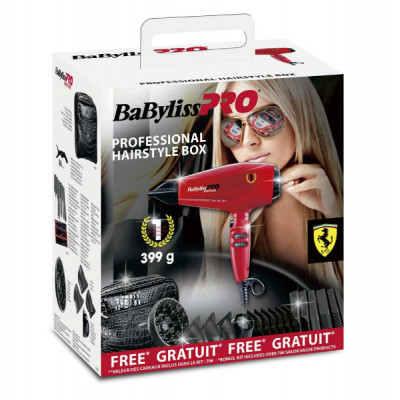 Набір BaByliss PRO P1035E Rapido Red