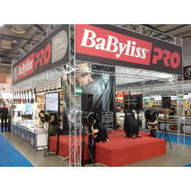 BaByliss PRO на виставці INTERCHARM УКРАЇНА 2016