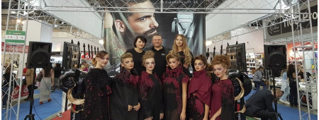 BaByliss PRO на виставці INTERCHARM УКРАЇНА 2017